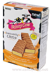Skinny Cow Heavenly Crisp Peanut Butter