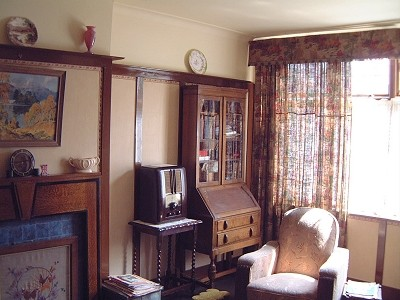 Living Room from the 1940s House
