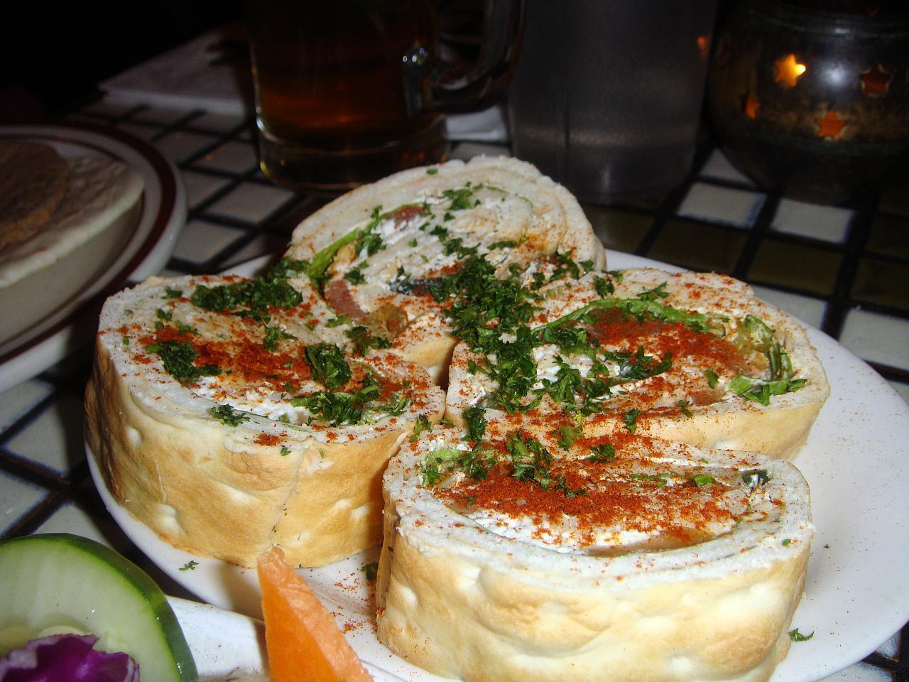 Levant Sandwich