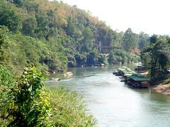 Kwai Noi River (Siegrist-Schmid) Tags: river tour kwai