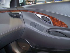 2010 Buick LaCrosse door panel