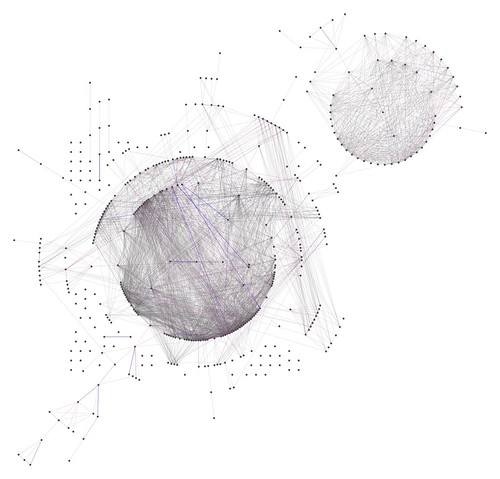 Nexus: See-ming Lee: Radial Graph / 2009-01-11 / SML Screenshots (by See-ming Lee 李思明 SML)