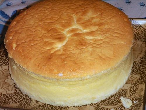 Japanese cheesecake, take two