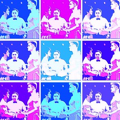 warholizer...cn Rocky Balboa VS Ivan Drago...from Rocky 4!!! (xrco) Tags: 4 rocky vs colori composizione rockybalboa ivandrago warholizer