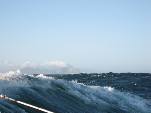 cape of Good Hope wave