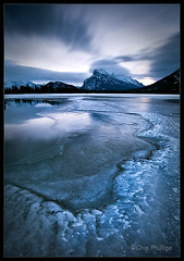Winter Morning, Vermillion Lakes (Chip Phillips) Tags: park winter canada mountains landscape photography phillips lakes rocky mount national alberta chip banff vermillion rundle mywinners anawesomeshot ourplanet vosplusbellesphotos