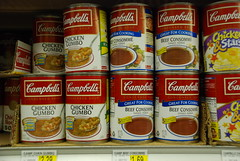 Campbell's (lonerasser) Tags: usa can campbells