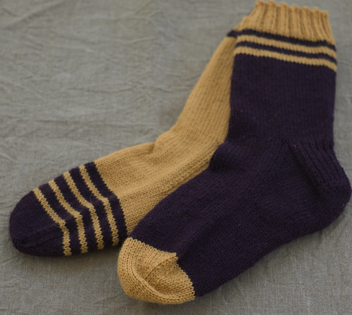 Sock #34 (52 Sock Challenge)