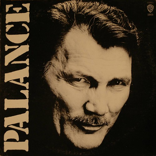 Jack Palance Sings