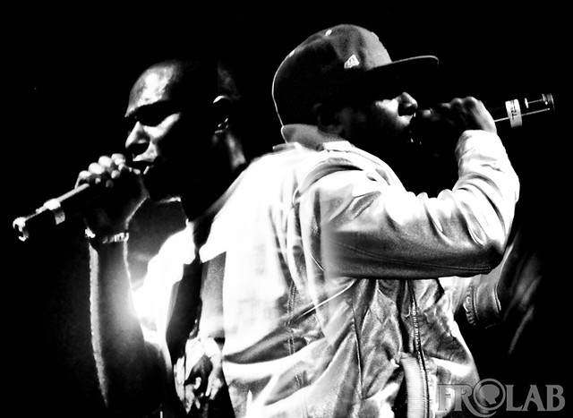 Mos Def & Talib Kweli are Blackstar