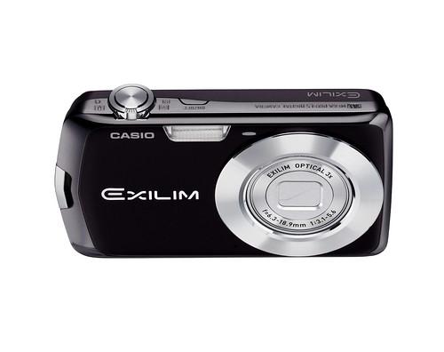 Black Casio Exilim EX-S5 Digital Camera