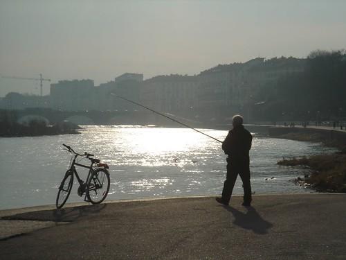 Pesca ai Murazzi