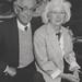 Professor George and Professor Barbara Perkins (Eastern Michigan University), visitors to the English Deptartment at the University of Newcastle, Australia - 1989