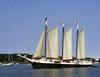 Victory Chimes (PJSherris) Tags: maine olympus victory sail windjammer chimes c4040z