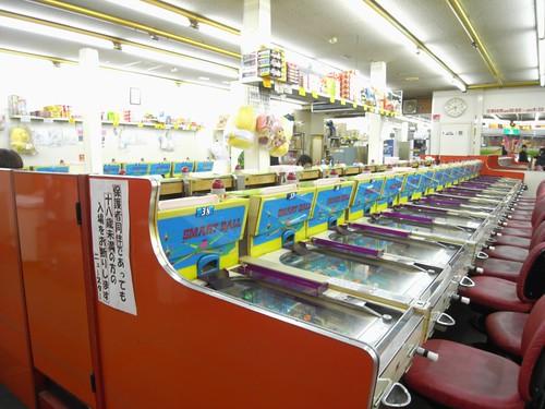 大阪「新世界」ニュースター ・スマートボール-02