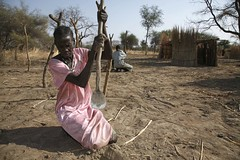 UNHCR highlights refugee women on International Women's day (UNHCR) Tags: poverty africa girls woman women southsudan refugees shovel unhcr empowerment internationalwomensday womensday idps idp returnees womansday 8thmarch genderequality internallydisplacedpeople internallydisplaced unrefugeeagency internationalwomensday2009 womenbuildingbetterlives