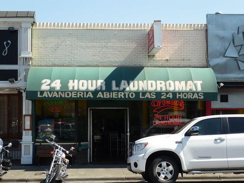 24 Hour Laundromat