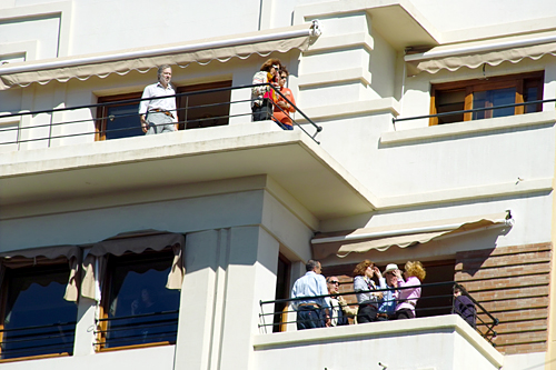 Mascleta-Balkon