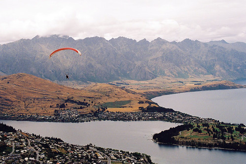 Queenstown From Above 2: Para