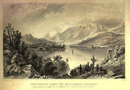 013- Parte superior del lago Killarney en Irlanda