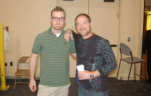 Me and Survivorman