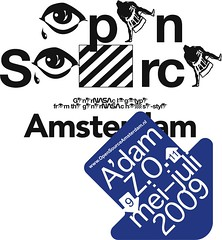 another new logo Open Source Amsterdam