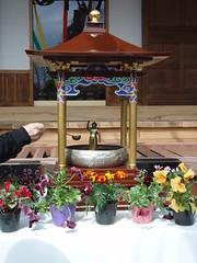花祭り(深大寺)