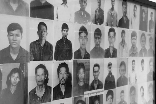 Victims of the Khmer Rouge S21