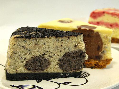 Moreoreo Cheesecake