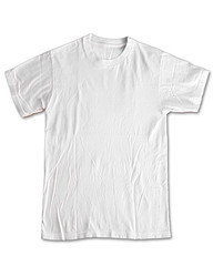 New Blank Front - White (ir0cko) Tags: white front blank threadless onwhite tee