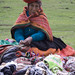 Market in the middle of nowhere - Lares Trek, Peru