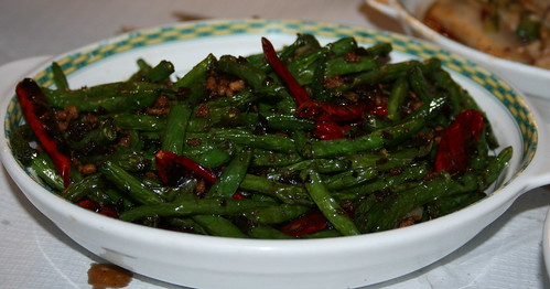 Chilli Cool - Stir Fried & Stewed Jack Beans
