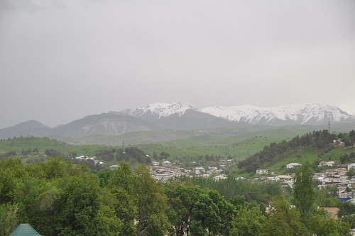 Nature of Tajikistan