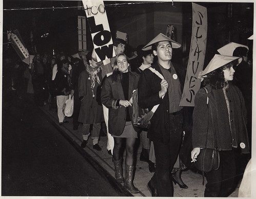 moma employee protest 1987