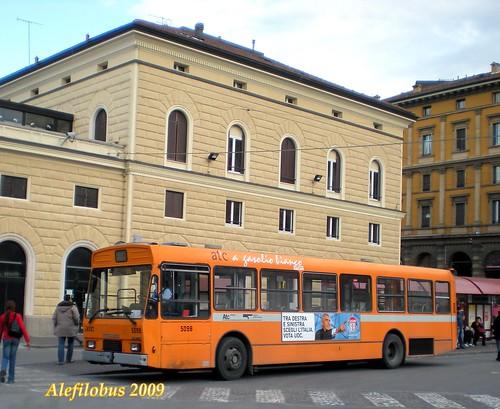 Bologna: un autobus MITICO!!! :-)