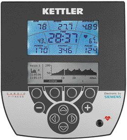 Kettler-X-Row-E3-Rowing-Machine-console