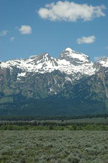 Wyoming Mountains
