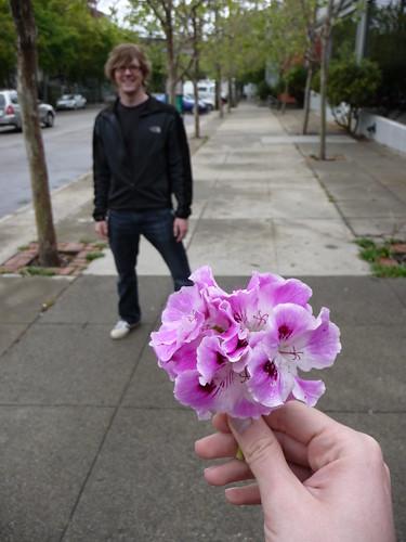 Found on the sidewalk
