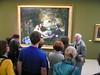 Le déjeuner sur l'herbe (rwchicago) Tags: paris france museum painting gallery muséedorsay docent ledéjeunersurlherbe luncheononthegrass édouardmanet