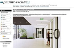 Graphic-ExchanGE - a selection of graphic projects_1241956991653