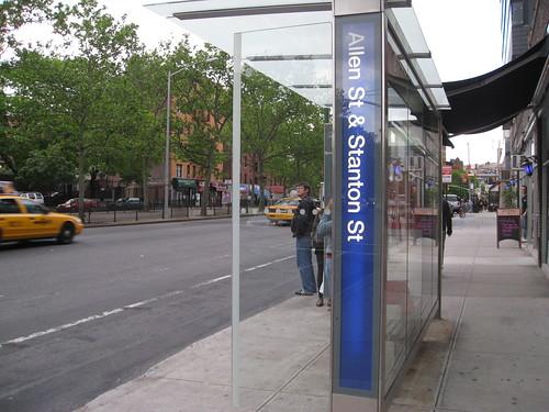 Bus Stop: Allen & Stanton