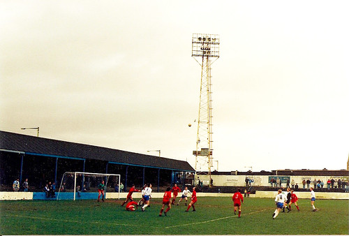 Barrow v Accrington Stanley (stevie odessa) Tags: street game cup football