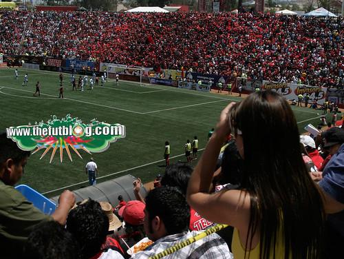 Estadio Caliente Tijuana