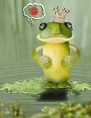 The Lime-Frog 'Kiss Scam Exposed! (RR) Tags: food playing silly green art goofy fruit fun lemon pond kiss with beijo humor prince frog fruta blueberry rana frosch scam grenouille limon anthropomorphic prinz playingwithfood principe limo zitrone myrtille anthropomorph blaubeere prens mirtilo antropomrfico arando arandano citronnier kurbaga antropomorfico anthropomorphe yabanmersini brincandocomacomidablog