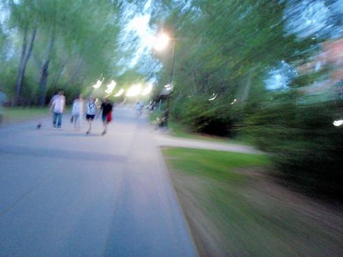 Pathway Blur @ 500 KM