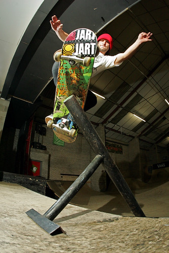 Eddie B front board up