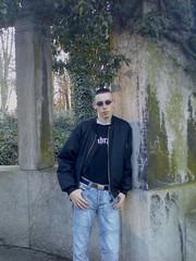kai 01 (SkinHH) Tags: guy skin jeans skinhead ma1 bomberjaket