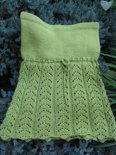 Lime Lelah Top
