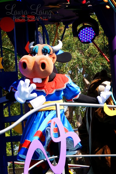 Celebrate: A Street Party Clarabelle