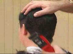 headshave - 2009-06-02_114130 (bob cut) Tags: ladies haircut sexy girl happy bald shave razor headshave
